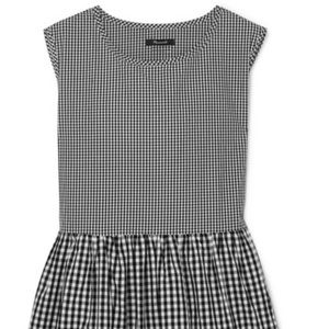 Madewell gingham dress